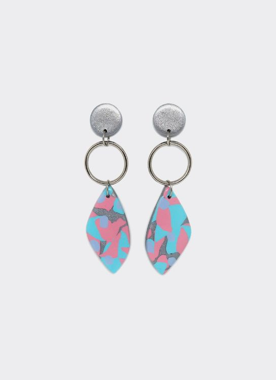 Fea Clay Lanua Earrings - Multicolor