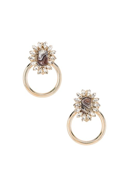 Anton Heunis Big Ring Earring