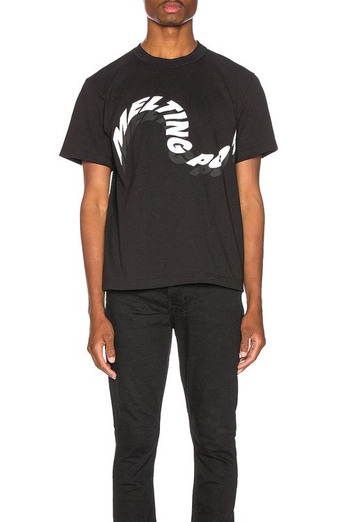 Sacai Melting Pot Tee