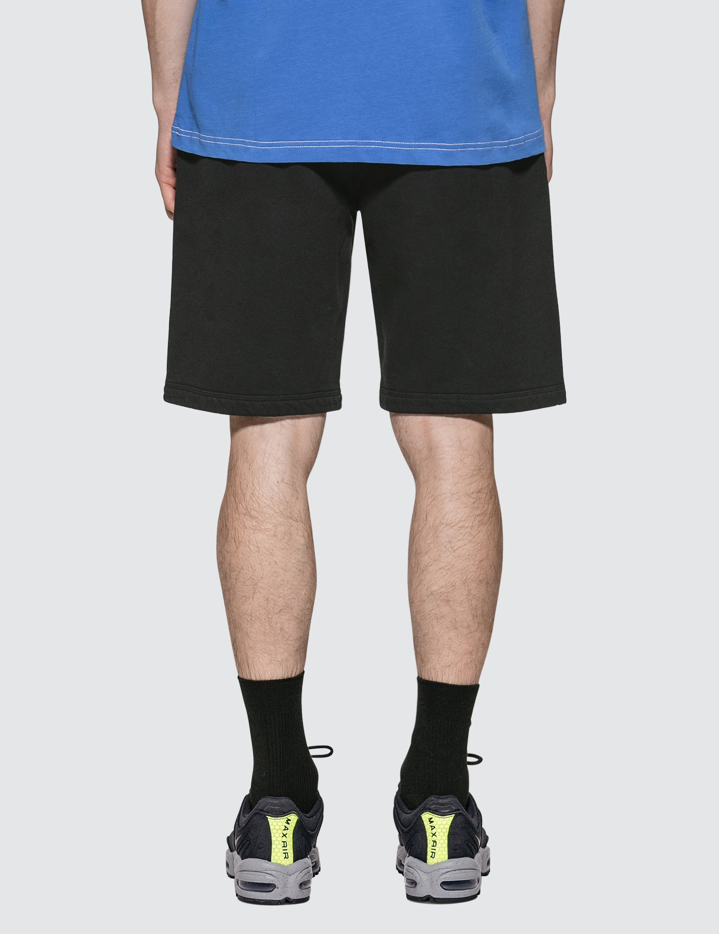 Stussy Stock Fleece Shorts