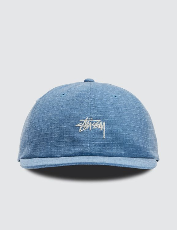 Stussy Washed Ripstop Low Pro Cap