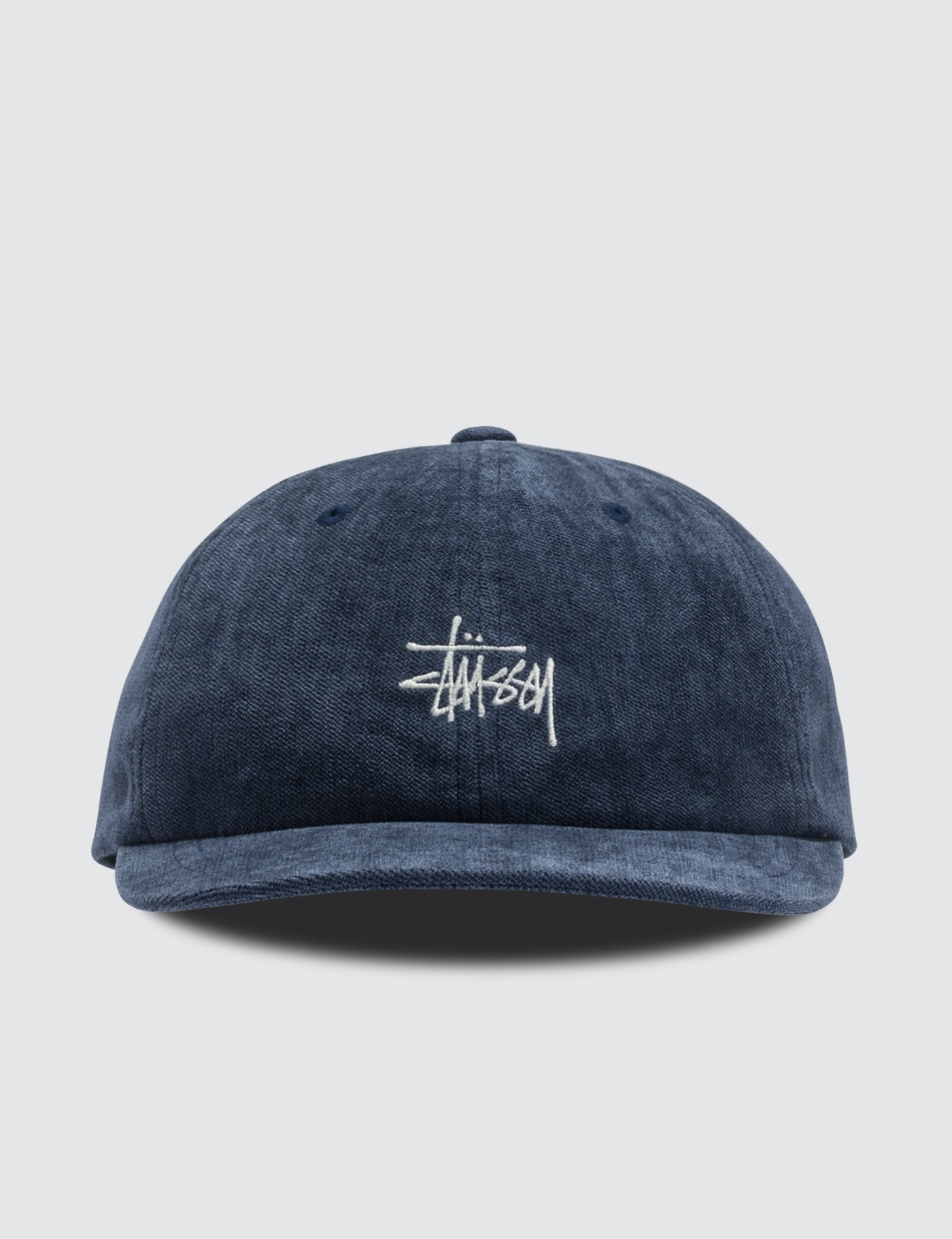 Stussy No Wale Cord Low Pro Cap