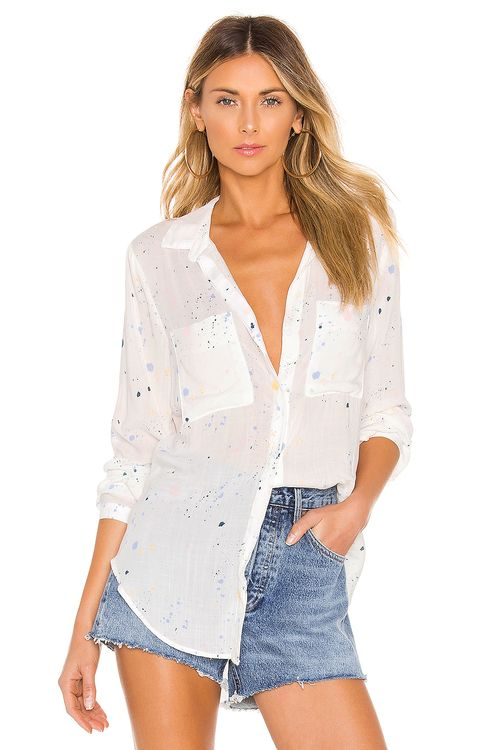Bella Dahl Hipster Button Down