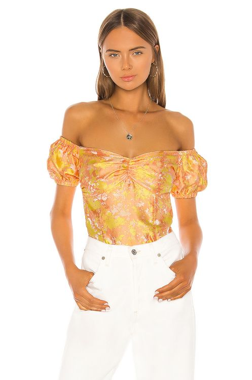 Song of Style Clementine Top