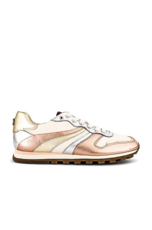 Coach 1941 C118 Wave Patchwork Runner