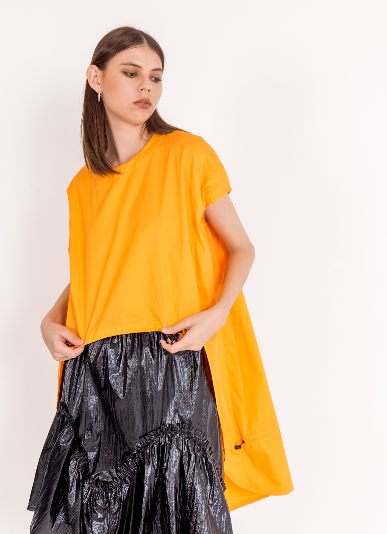BOWN Nanette Top - Yellow