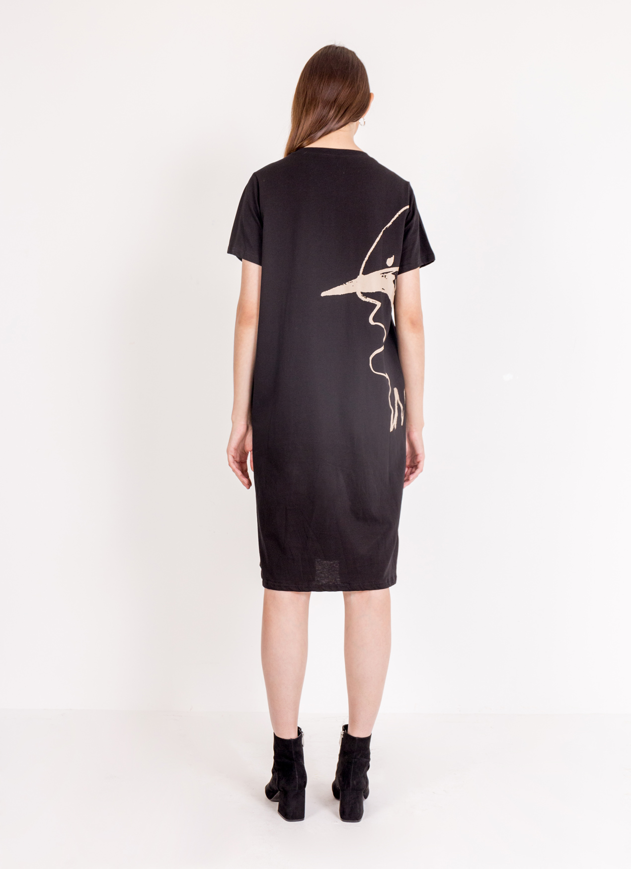 BOWN Lenora Dress - Black
