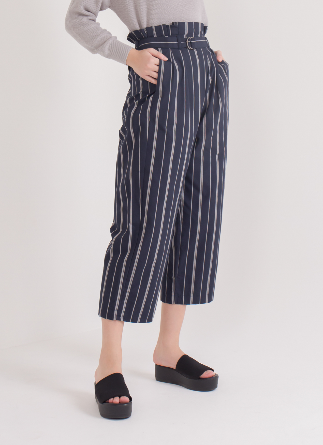 American Holic Regina Pants - Stripe