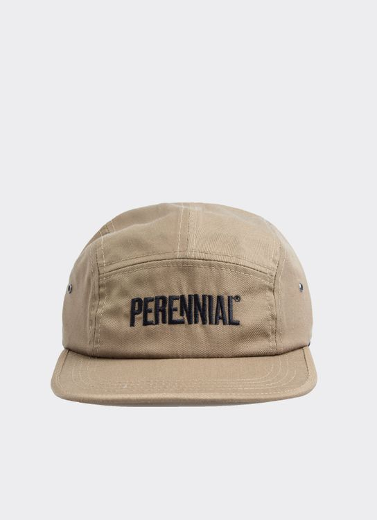 Perennial Skate Co. Universal Five Hat Panel - Cream