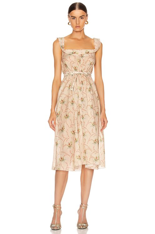 Brock Collection Patti Woven Dress