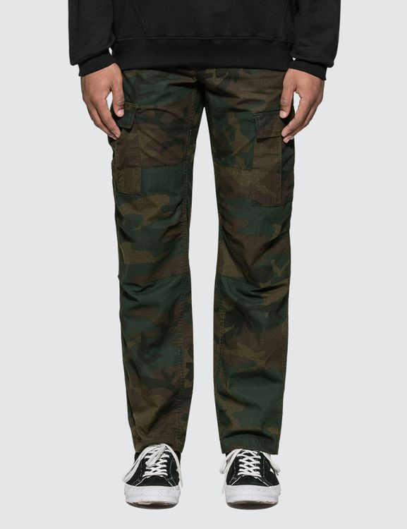 Carhartt WORK IN PROGRESS Camouflage Aviation Pants