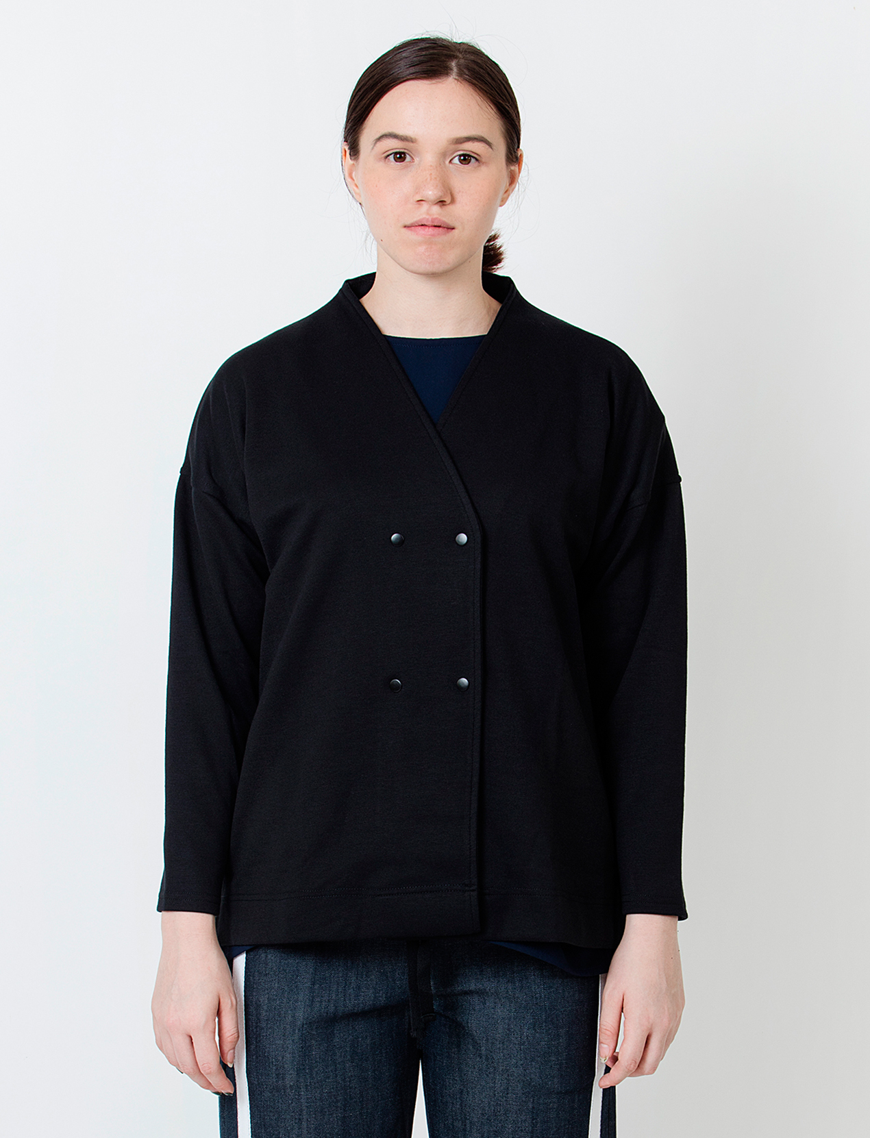 Wastu Attic Coat - Black