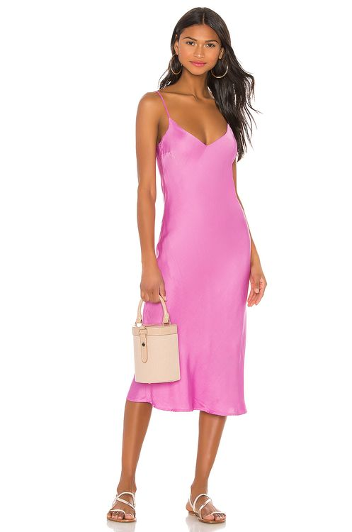 Cali Dreaming Vaea Slip Dress