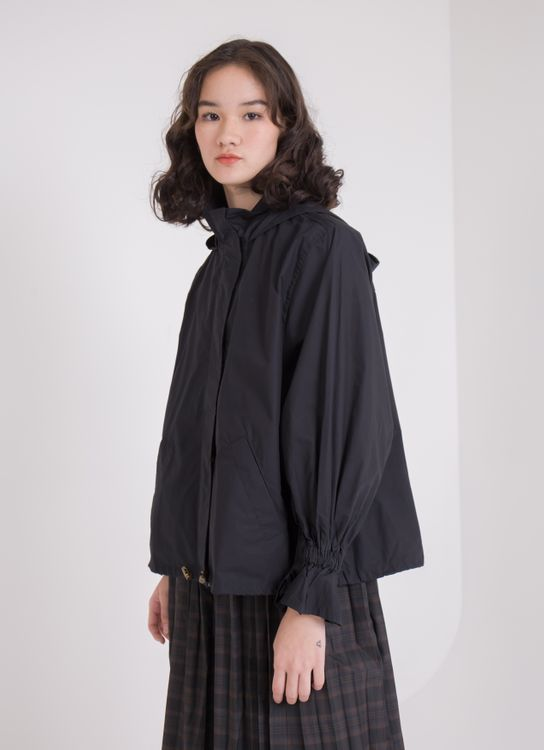 Earth, Music & Ecology Ella Jacket - Black