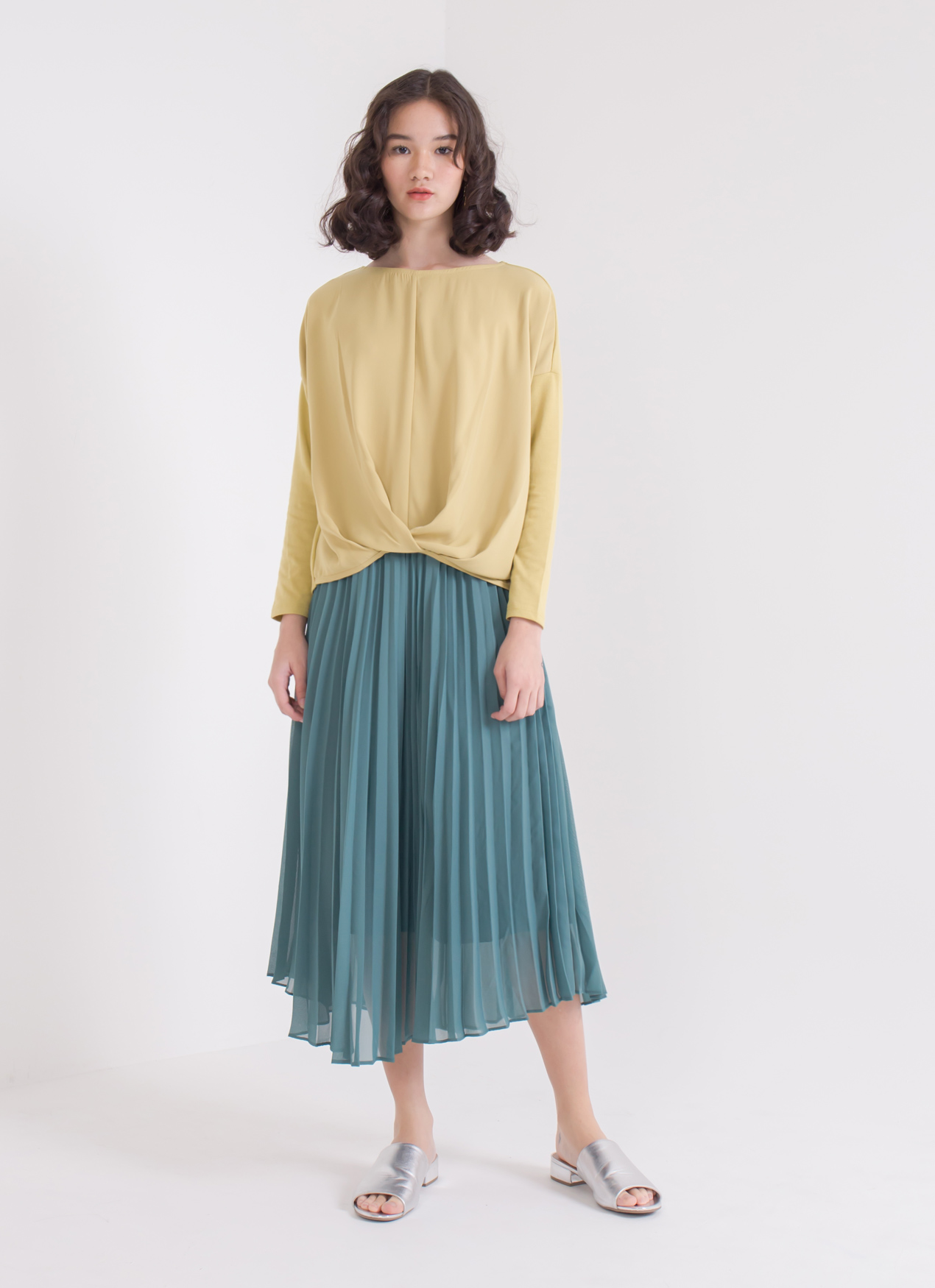 American Holic Jordan Skirt - Green