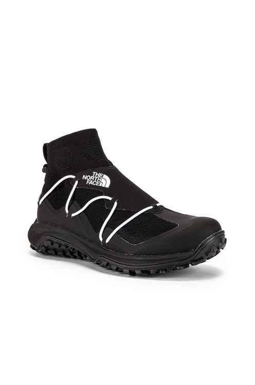 The North Face Black Sihl Mid Sneaker