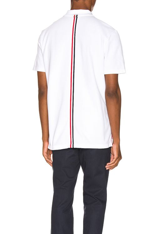 Thom Browne Relaxed Polo
