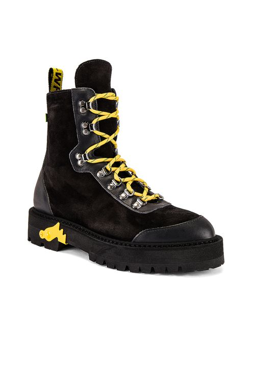 Off-White Hiking Boot