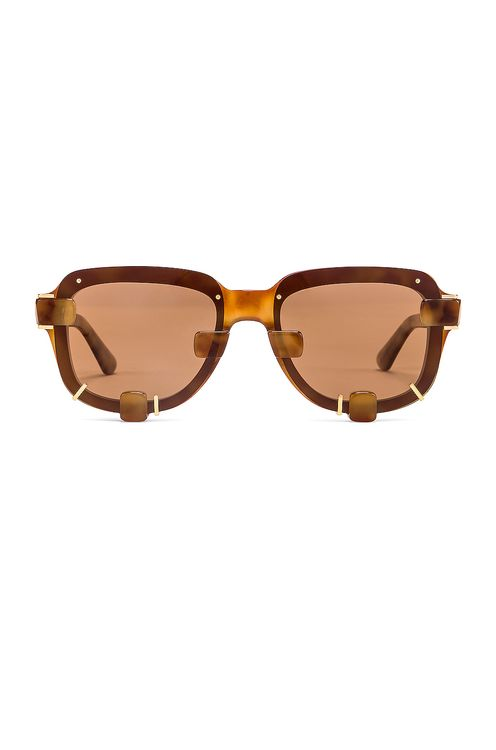 Y PROJECT Pronged Sunglasses