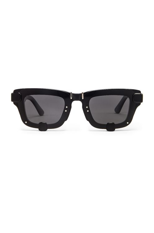 Y PROJECT Pronged Rectangle Sunglasses