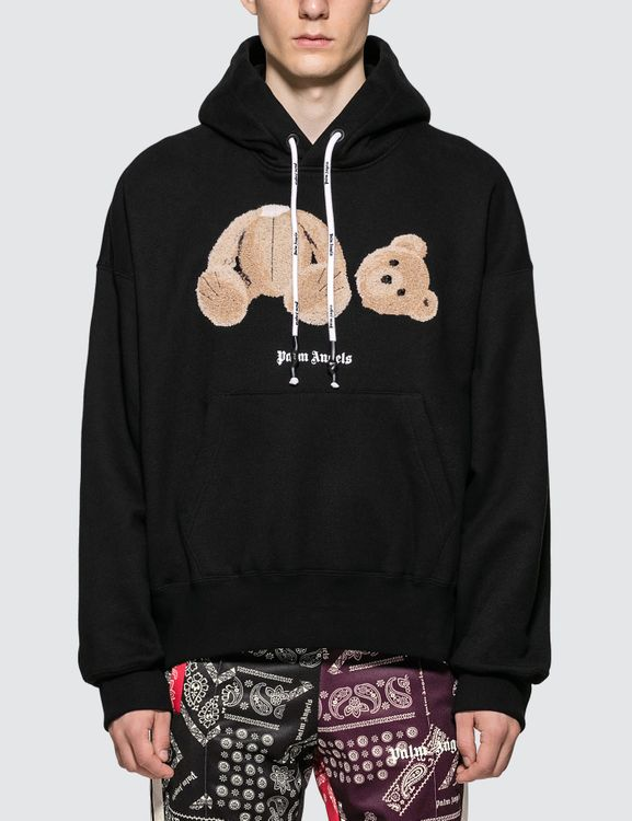 Palm Angels Kill The Bear Cropped Hoodie