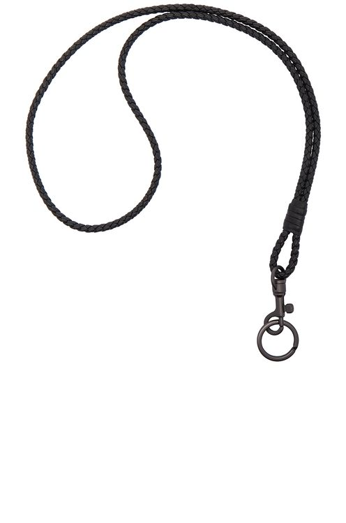 Bottega Veneta Knot Key Ring