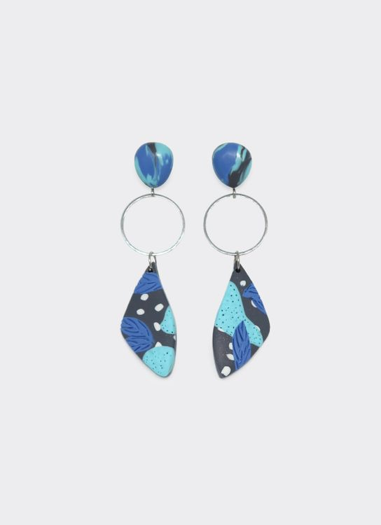 Fea Clay Alana Earrings - Multi Color