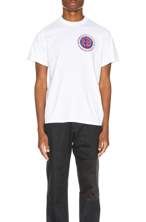 Martine Rose Inverted Tee