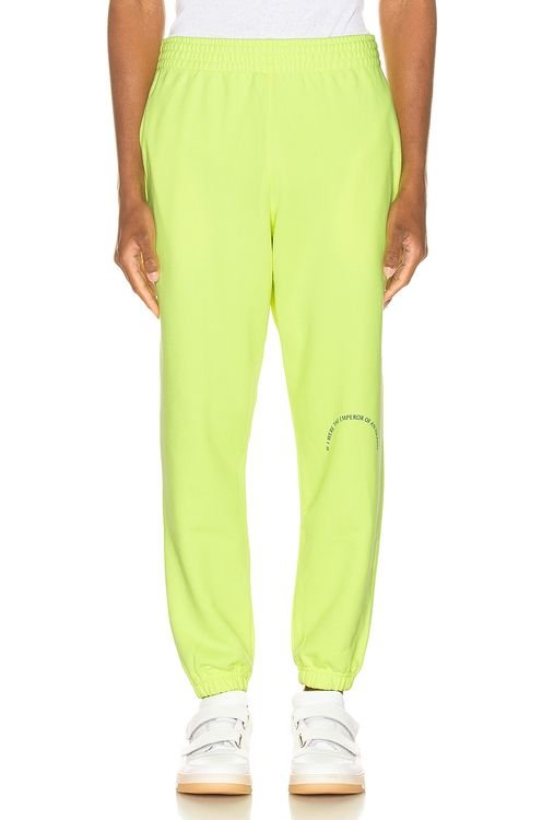 Martine Rose Slim Track Pant