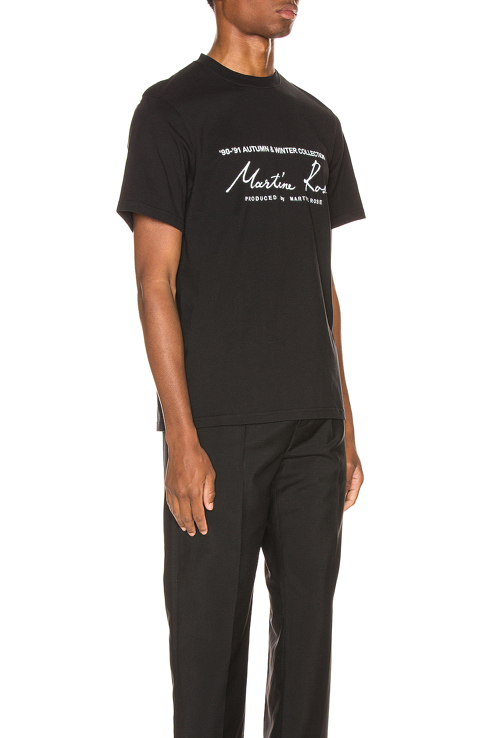 Martine Rose Logo Tee