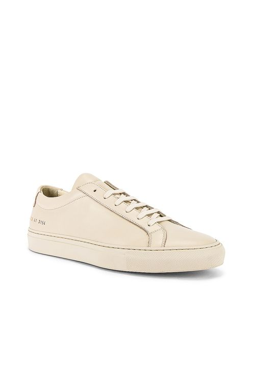 Common Projects Original Achilles Low Low Sneaker