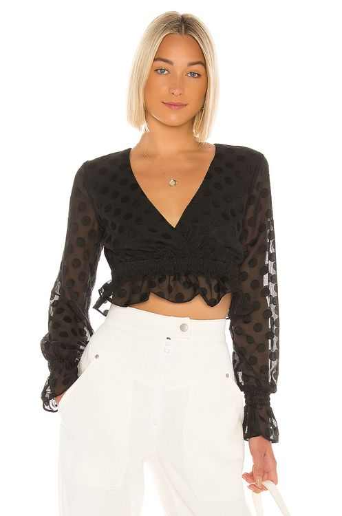 Lovers + Friends Krizzy Top