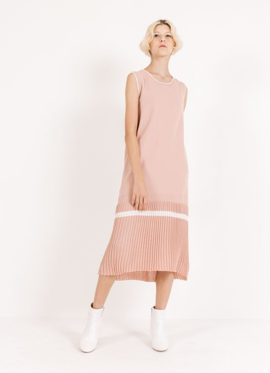 BOWN Casey Dress - Pink