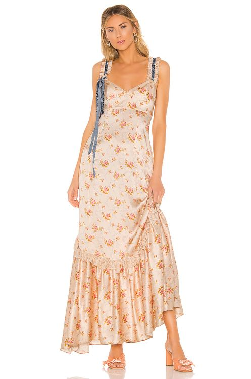 LOVESHACKFANCY Soroya Dress