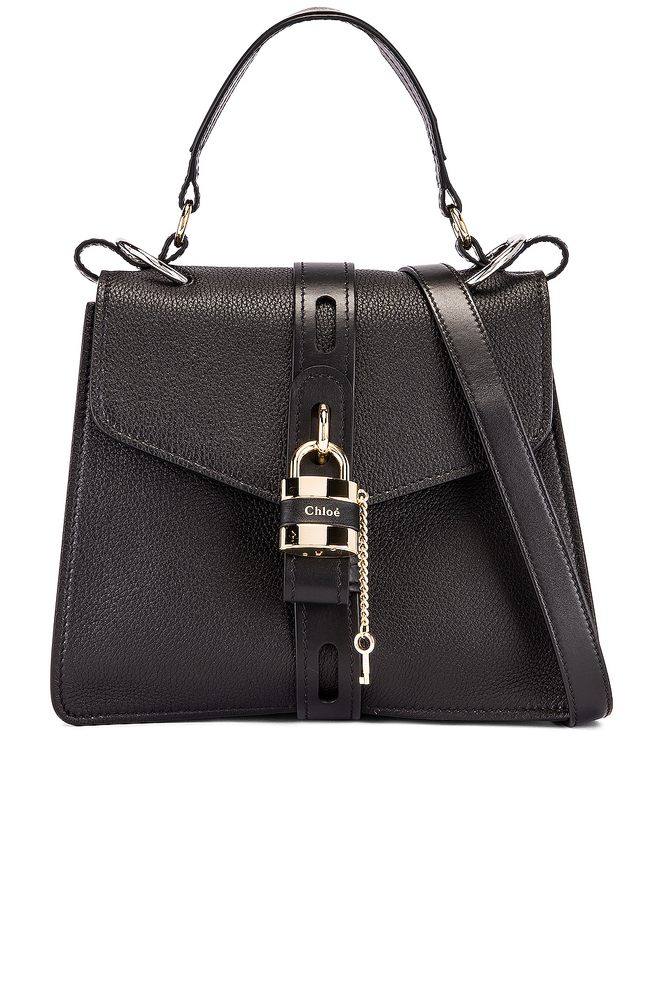 Chloe Medium Aby Leather Bag