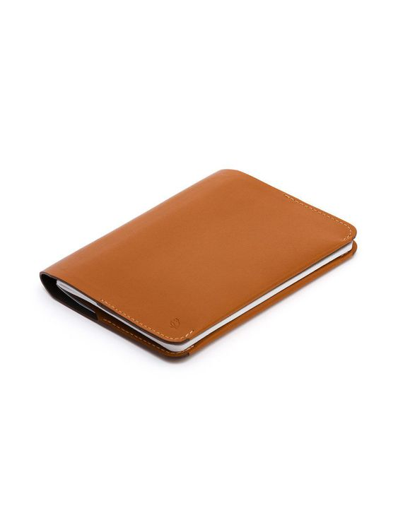 Bellroy Bellroy Notebook Cover Mini Caramel