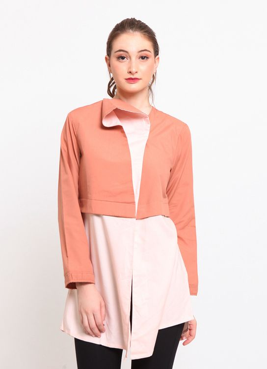 Hyde Brittany Layer Outer - Pink