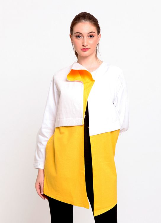 Hyde Brittany Layer Outer - White
