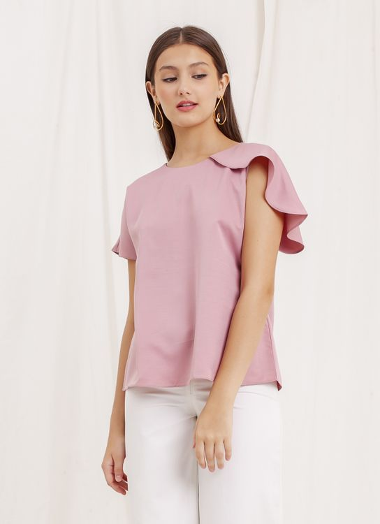Krom Collective Ara Top - Pink