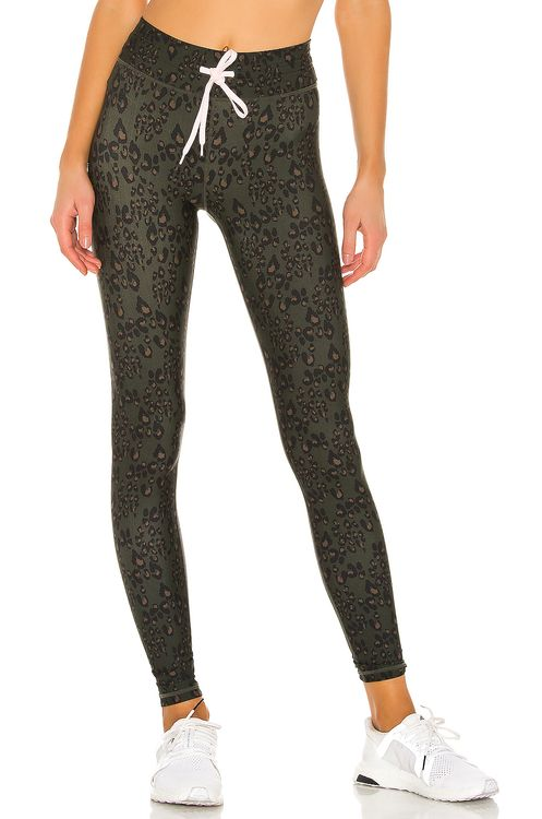 The Upside Army Leopard Yoga Pant