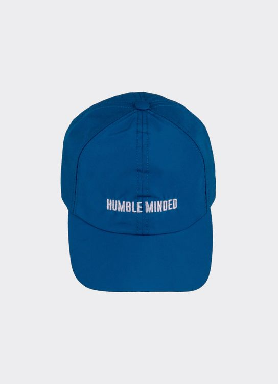 Humble Minded Technical Cap - Blue