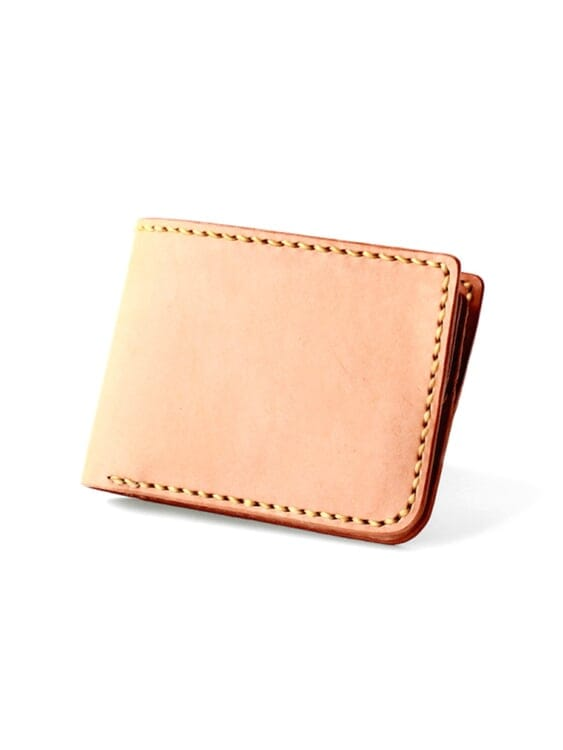 VOYEJ Voyej Vessel V Natural Short Wallet