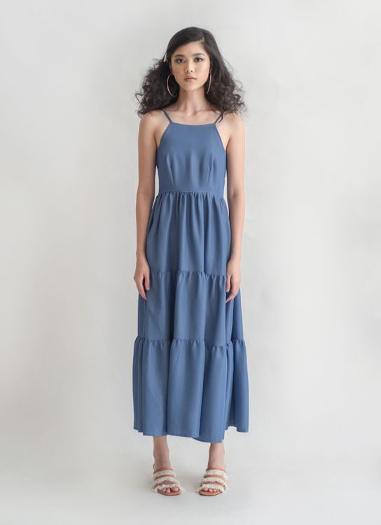 Novere Mesaria Dress - Blue