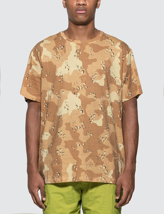 RIPNDIP Nerm Camo All Over T-shirt