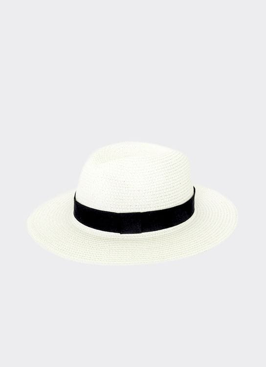 Hello Alice Alexa Hats - White