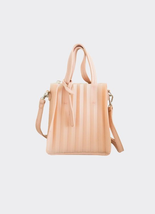 Hello Alice Pleats Bags - Pink