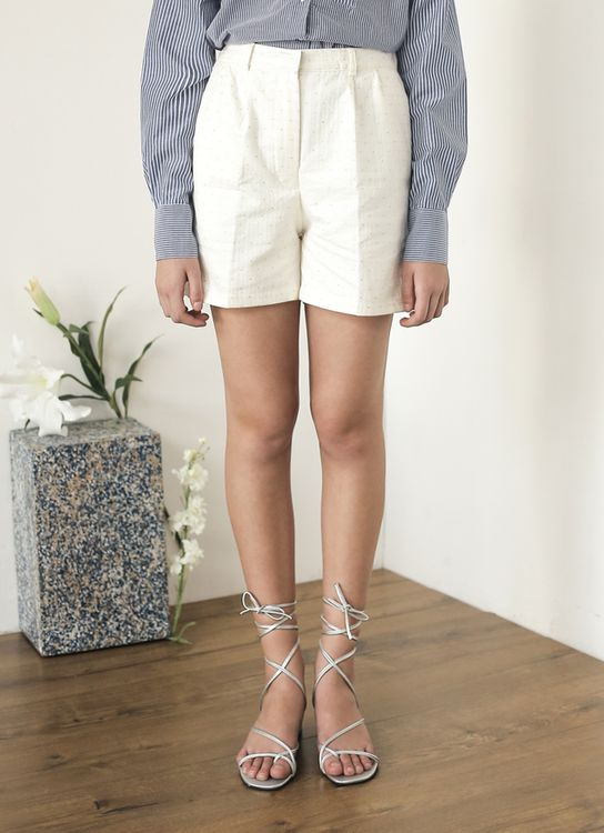 Eesome Elly Shorts - Off White