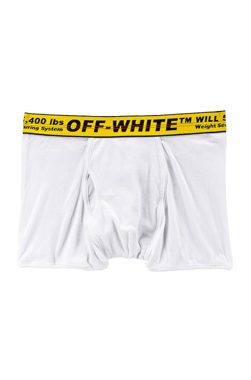 Off-White Single Pack Boxer