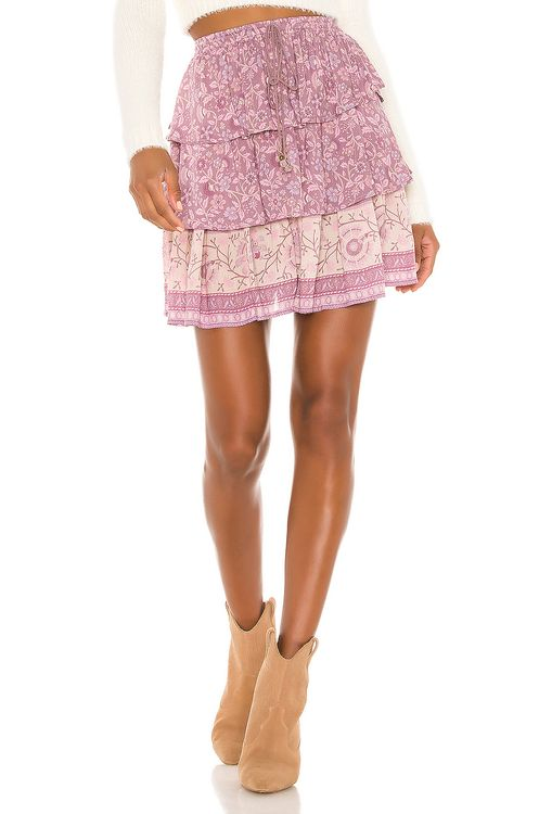 Spell & The Gypsy Collective Dahlia Ra Ra Mini Skirt