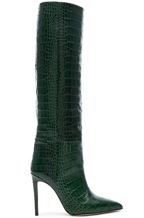 Paris Texas Croco Tall Boot